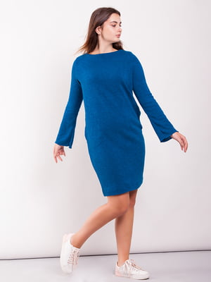 Платье синее   5615359