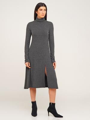 Платье серое | 5610367