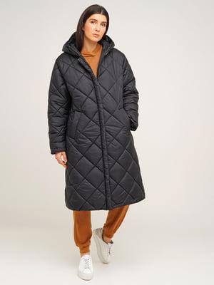 Пальто чорне | 5610374