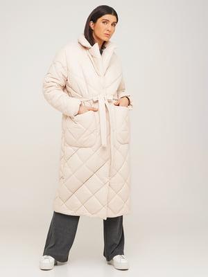 Пальто біле | 5618653