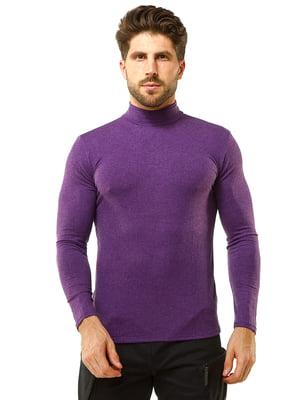Гольф фиолетовый | 3538908