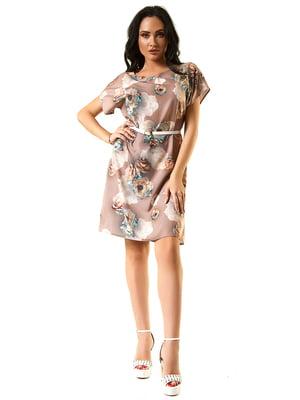 Сукня бежева | 5360325