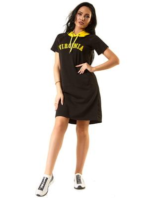 Платье черное | 5360383
