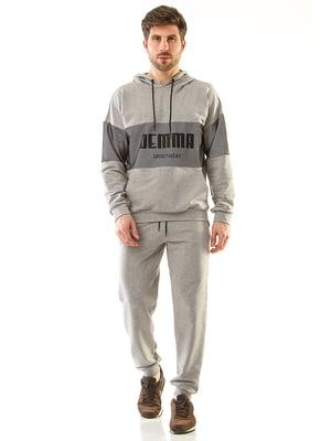 Костюм спортивный: худи и брюки | 5381993