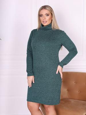 Платье зеленое | 5618712