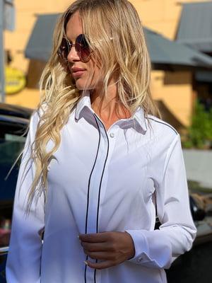 Рубашка белая | 5618726