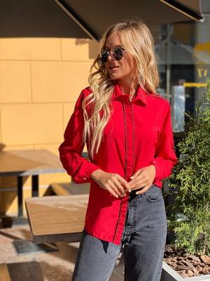 Рубашка красная | 5618728