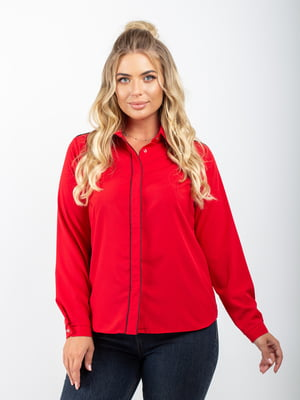 Рубашка красная | 5618751