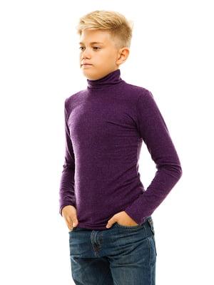 Гольф фиолетовый | 5618765