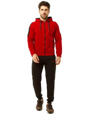 Костюм спортивный: толстовка и брюки | 5618811