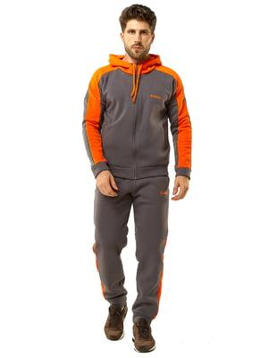 Костюм спортивный: толстовка и брюки   5618813