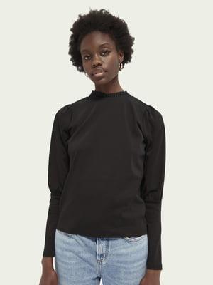 Блуза черная | 5618306