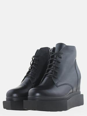 Ботинки черные | 5618875