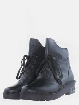 Ботинки черные | 5618881