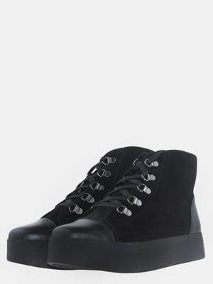 Ботинки черные | 5618883