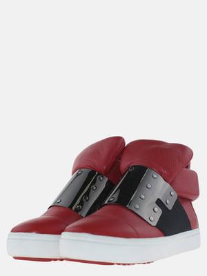 Ботинки красные | 5618888
