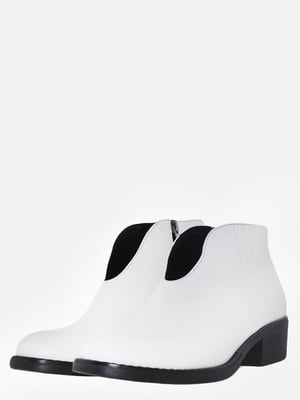 Ботинки белые | 5618902