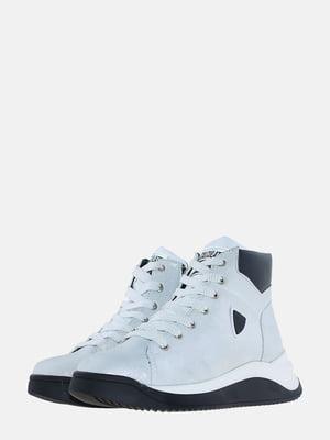 Ботинки серые | 5618914