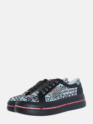Кросівки чорні | 5618930