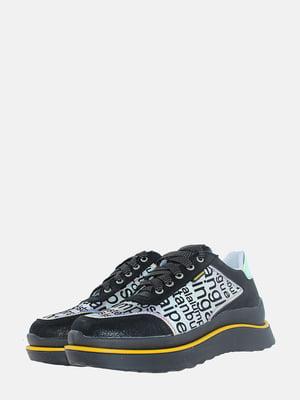 Кроссовки черные | 5618933