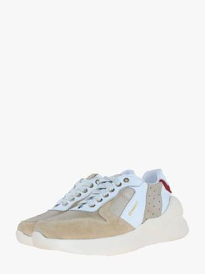 Кросівки бежеві | 5618937