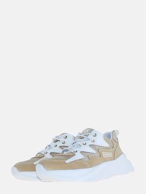 Кросівки бежеві | 5618938