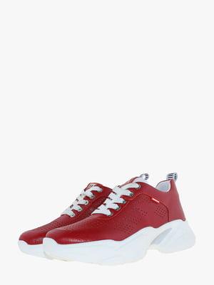 Кросівки червоні | 5618939