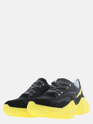 Кросівки чорні | 5618947