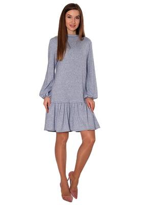 Платье голубого цвета | 5619037