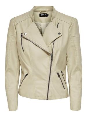 Куртка бежевая | 5618333