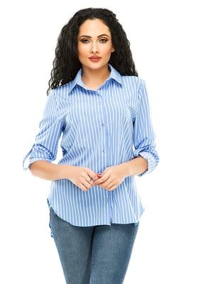 Рубашка в полоску | 4937164