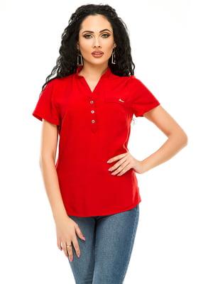 Рубашка красная | 4979880