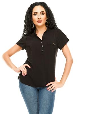 Рубашка черная | 4979884