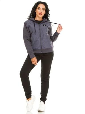 Костюм спортивный: толстовка и брюки | 5215551