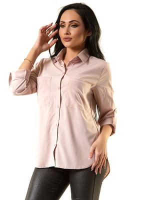 Блуза бежева | 5360330