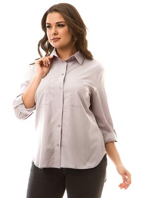 Рубашка серая | 5381930