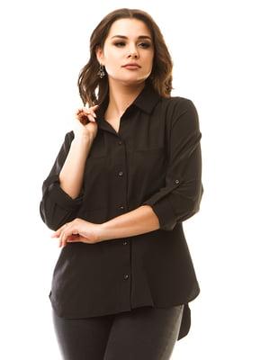 Рубашка черная | 5381932