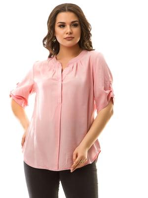 Блуза рожева | 5381948