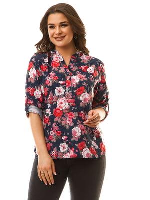 Блуза в принт | 5381963