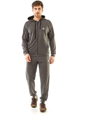 Костюм спортивный: толстовка и брюки | 5381982