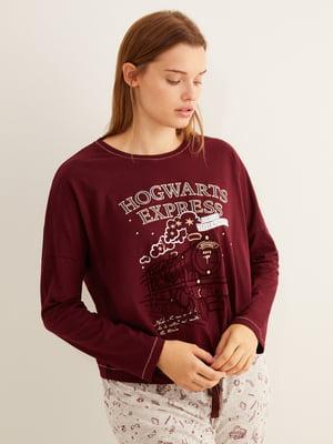 Пижама: лонгслив и брюки | 5619219