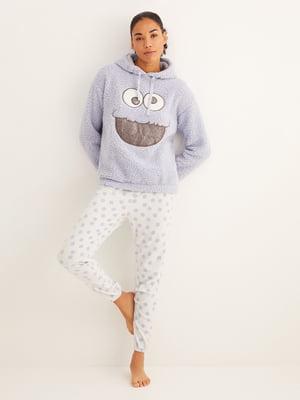 Пижама: худи и брюки | 5619224