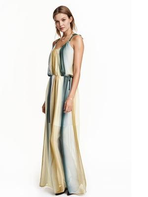 Платье в полоску | 5619796