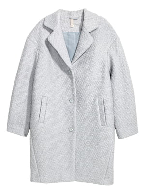 Пальто голубое | 5619843