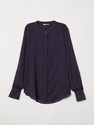 Блуза фиолетовая | 5620195