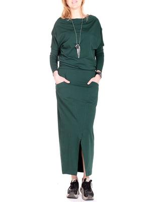 Сукня зеленого кольору | 5619364