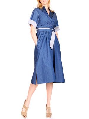 Сукня синя | 5619379