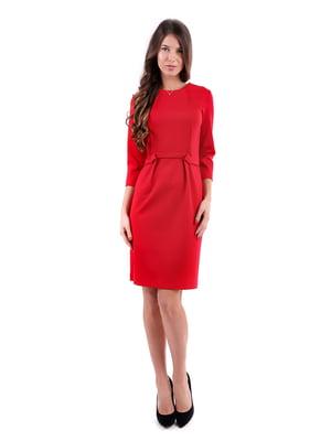Сукня червоного кольору | 5619426