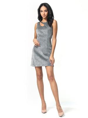 Сукня сріблястого кольору | 5621410