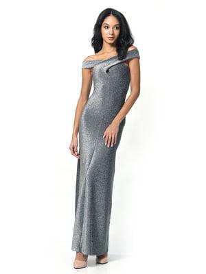 Сукня сріблястого кольору | 5621412